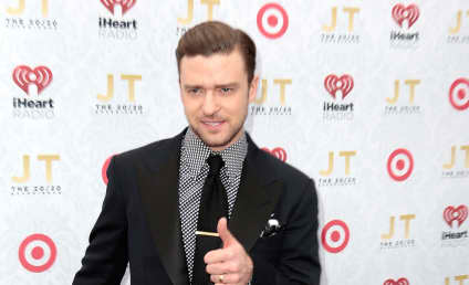 Justin Timberlake Signs Two-Year Deal with MasterCard