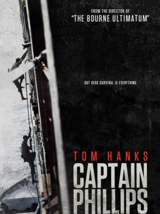 Captain Phillips Official Poster