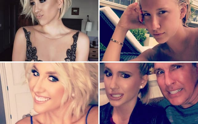 Savannah chrisley cleavage for days