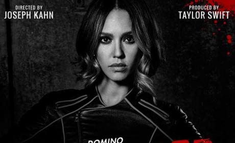 Jessica Alba as Domino