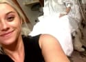 Woman Snaps World's Greatest Selfie While Sister is in Labor