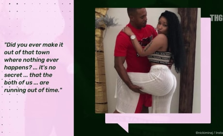 Who is nicki minaj dating from jersey shore