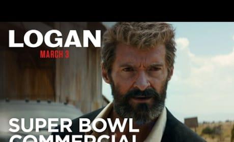 Logan Super Bowl Trailer