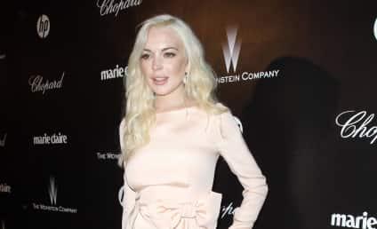 Golden Globes Fashion Face-Off: Lindsay Lohan vs. Paris Hilton vs. Kim Kardashian