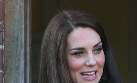 Kate Middleton Cut Thumb