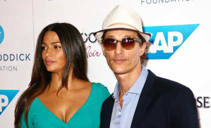 Camila Alves and Matthew McConaughey: Parents Again!