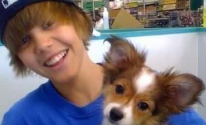 "Justin Bieber Mourns Late Dog, Posts Throwback Photo of ""Best Puppy Ever"""
