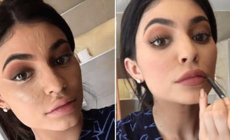 Kylie Jenner Makeup Routine: A Step-by-Step, Very Expensive Tutorial