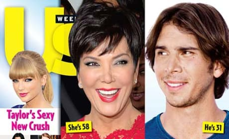 Kris Jenner and Ben Flajnik Cover
