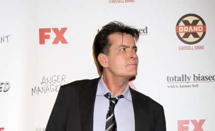 "Charlie Sheen: HIV Diagnosis Was ""Open Secret"" in Hollywood For YEARS?"