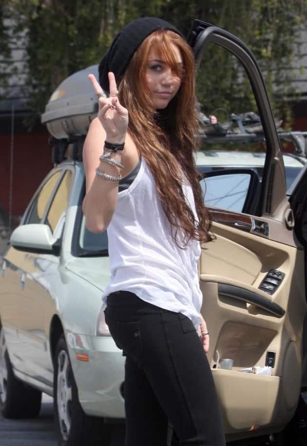 Always Being Miley