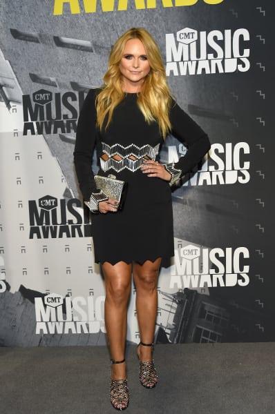 Miranda Lambert at the CMTs