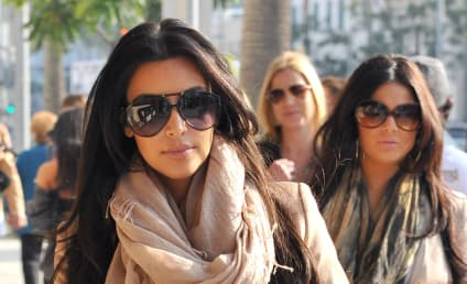 Mark Sanchez and Kim Kardashian: New Kouple Alert?!?