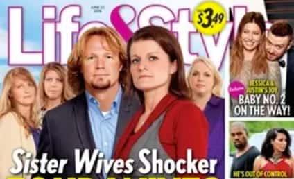 Sister Wives Stunner: Who Left Kody?!?