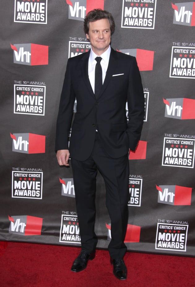 Colin Firth Pic - The ...
