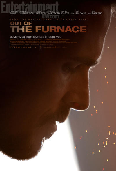 Out of the Furnace Official Poster