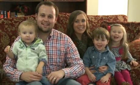 Josh Duggar, Anna Duggar, Family