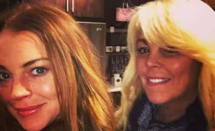 Lindsay Lohan on Instagram: PLEASE Come Visit Me, Mom!!