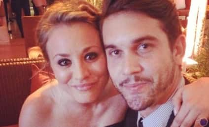 Kaley Cuoco: Engaged to Ryan Sweeting!