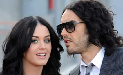 Russell Brand: Katy Perry Divorce Worked Out, Sorta
