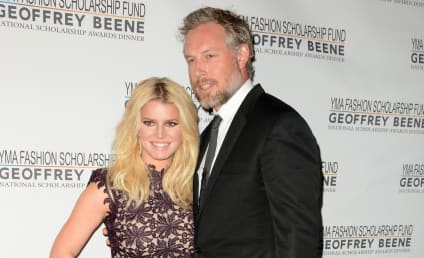 Jessica Simpson & Eric Johnson Tongue Wrestle on Instagram