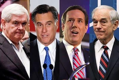 GOP Contenders