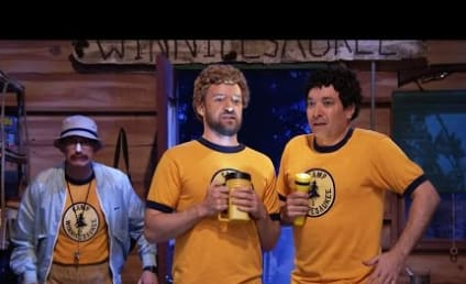 Justin Timberlake and Jimmy Fallon Return to Camp Winnipesaukee, Sing Third Eye Blind