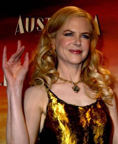 Nicole Kidman is Spanish Gold