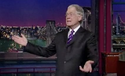 David Letterman Won't Let Up on Jay Leno