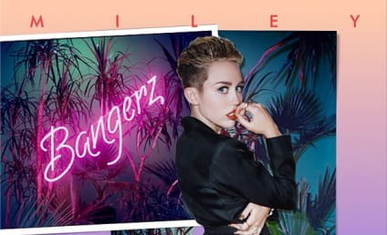 Let's Bangerz! Miley Cyrus Releases New Album Cover