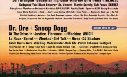 Coachella 2012: Lineup Revealed!