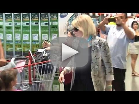 Joan's One-Woman Costco Protest