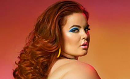 Tess Holliday Says #EffYourBeautyStandards, Models Bikini Line