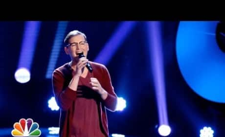James Wolpert - Love Interruption (The Voice Blind Audition)