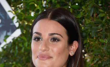 Lea Michele at 2016 Teen Choice Awards
