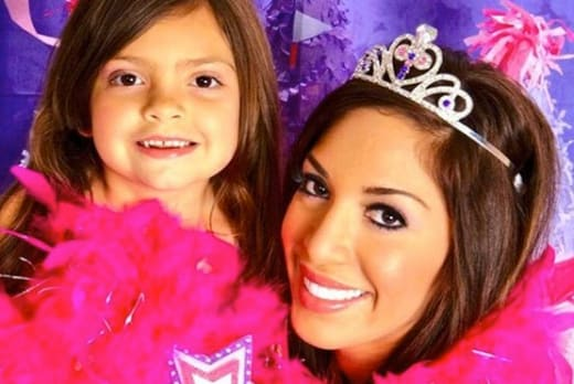 Farrah Abraham, Daughter Sophia