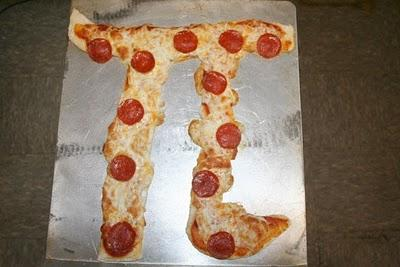 Pizza Pi Pie