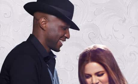 Khloe & Lamar Picture