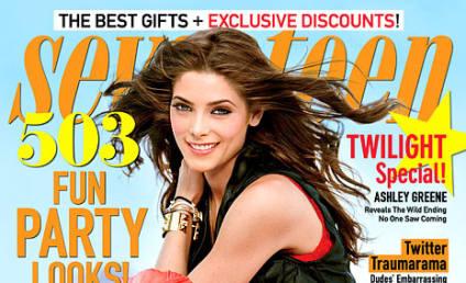"Ashley Greene Hopes Cheating Scandal Doesn't ""Taint"" Twilight Saga"
