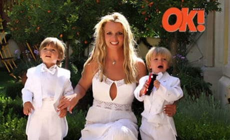 Sean Preston, Jayden James, Britney Spears
