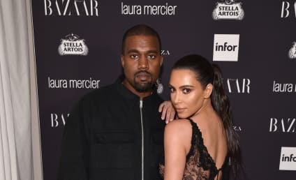 Kim Kardashian: Ditching Kanye West on Valentine's Day?