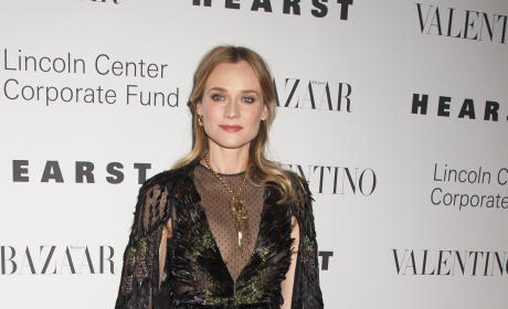 Diane Kruger: An Evening Honoring Valentino