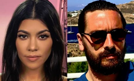 Kourtney Kardashian: Partying With Scott Disick After Dumping Younes Bendjima!