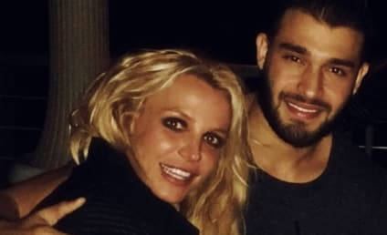 Britney Spears Leaps Off Sam Ashgari's Shoulders: See The Video!