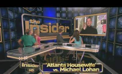 NeNe Leakes to Michael Lohan: You Suck!