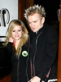 Deryck Whibley, Avril Lavigne Photo