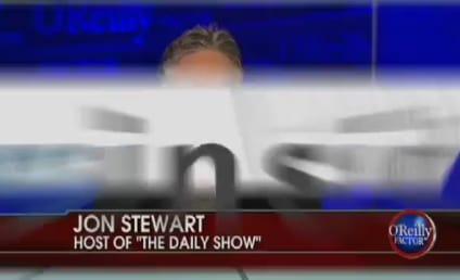 Jon Stewart, Bill O'Reilly Clash Over Common