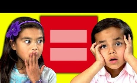 Kids Respond to Gay Marriage