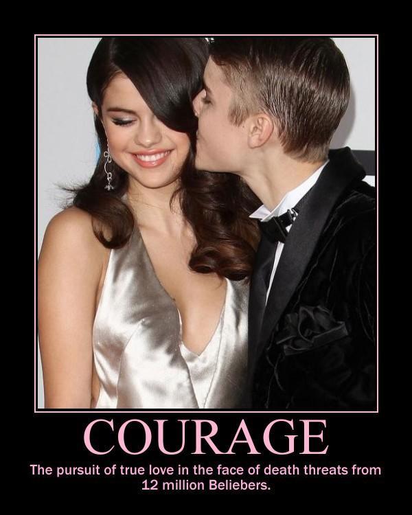 Selena Gomez Motivational Poster