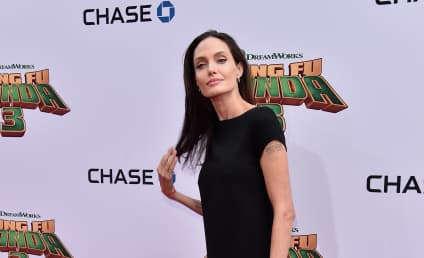Angelina Jolie: ALSO Being Investigated For Abuse?!